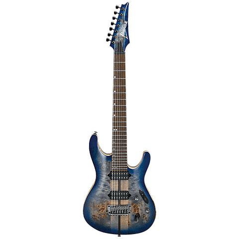 Ibanez S1027PBF-CLB Prestige « Guitare électrique