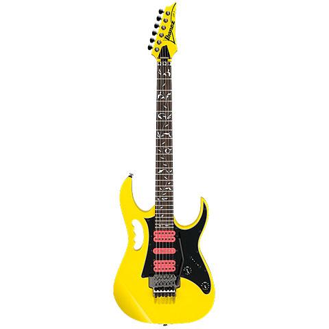 Ibanez Signature JEMJRSP-YE Steve Vai « Guitare électrique