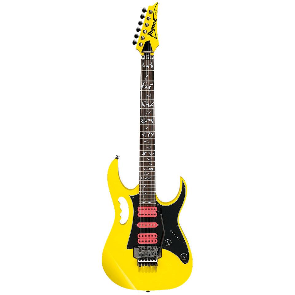 ibanez signature jemjrsp ye steve vai 10103077 electric guitar. Black Bedroom Furniture Sets. Home Design Ideas
