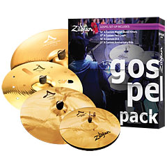Zildjian A Custom Gospel Pack « Becken-Set