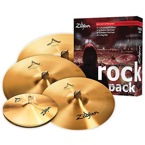 Zildjian A Rock Pack