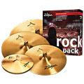 Zestaw talerzy perkusyjnych Zildjian A Rock Pack
