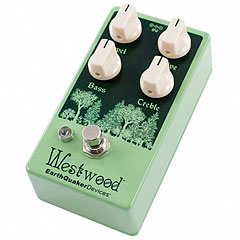 EarthQuaker Devices Westwood Translucent Drive Manipulator « Pedal guitarra eléctrica