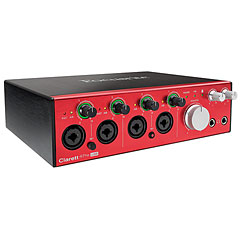 Focusrite Clarett 4Pre USB « Audio Interface