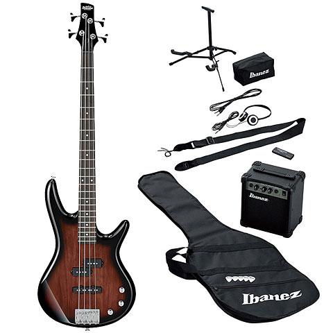Bass Guitar Set Ibanez Jumpstart IJSR190-WNS