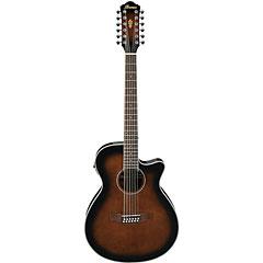 Ibanez AEG1812II-DVS « Guitare acoustique