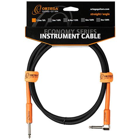 Instrumentenkabel Ortega Cable 1.5m OECI-5