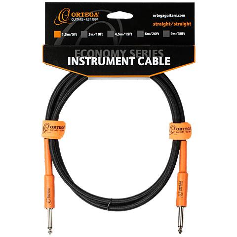 Instrumentenkabel Ortega Cable 1.5m OECIS-5