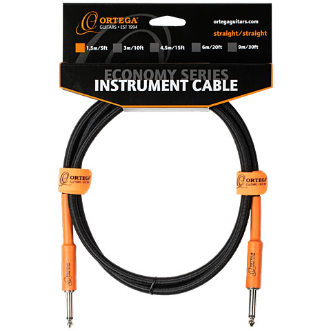 Cable instrumentos Ortega OECIS-5