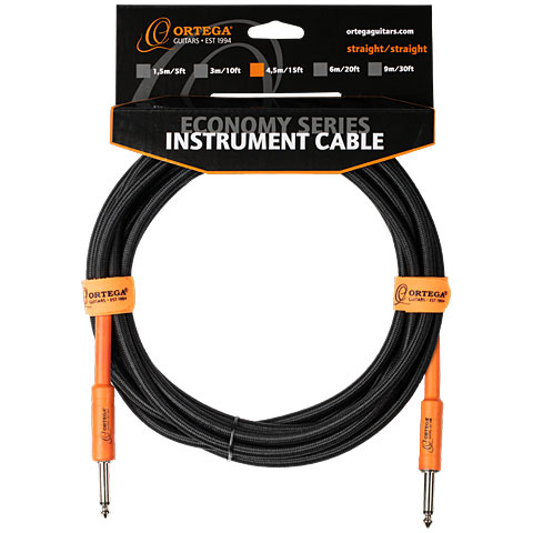 Cable instrumentos Ortega Ortega OECIS-15