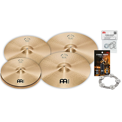 Meinl Pure Alloy Complete Cymbal Set