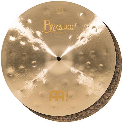 """Hi-Hat-Becken Meinl 15"""" Byzance Jazz Thin HiHat"""