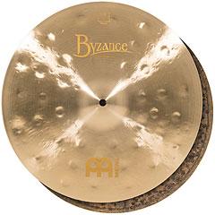 """Meinl 15"""" Byzance Jazz Thin HiHat « Hi-Hat-Becken"""