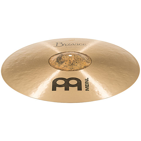 "Cymbale Ride Meinl 21"" Byzance Traditional Polyphonic Ride"