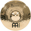 "Hi Hat Meinl 14"" Byzance Brilliant Heavy Hammered Hihat"