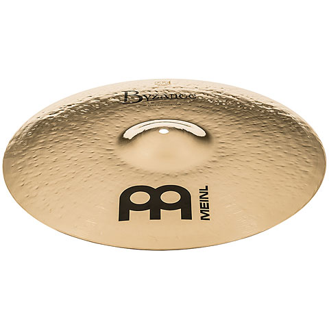 Meinl 18  Byzance Brilliant Heavy Hammered Crash