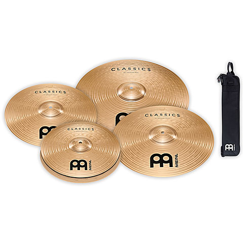Meinl Classics Complete Cymbal Set