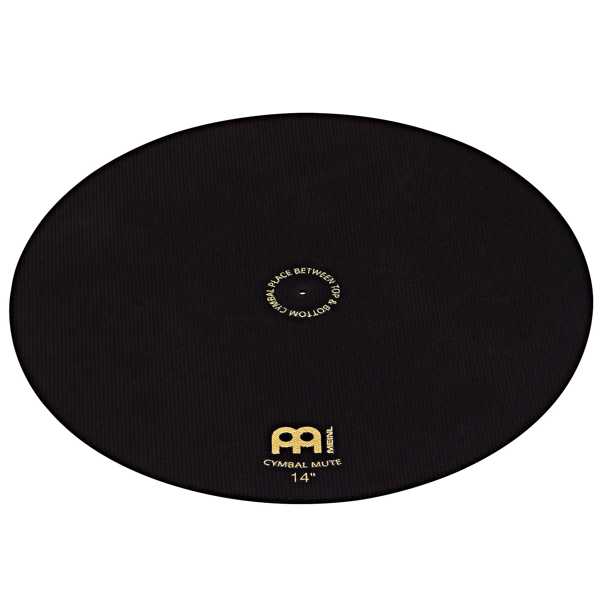 meinl 14 cymbal mute practice pad musik produktiv. Black Bedroom Furniture Sets. Home Design Ideas