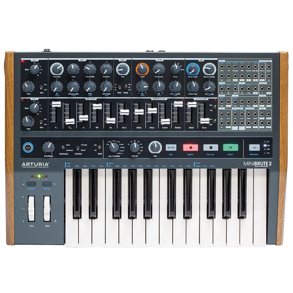 Synthesizer - Arturia Minibrute 2 Synthesizer - Onlineshop Musik Produktiv