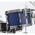 "Schlagzeug Tama Superstar Custom 22"" Satin Blue Vertical Stripe"
