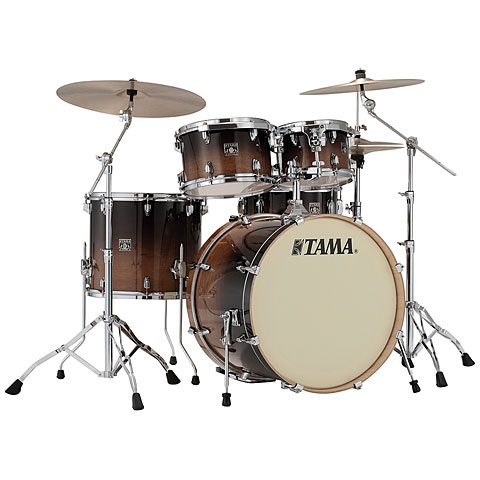 Tama Superstar Classic 22  Coffee Fade