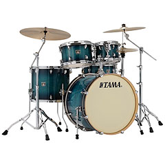 "Tama Superstar Classic 20"" Blue Lacquer Burst « Batterie acoustique"