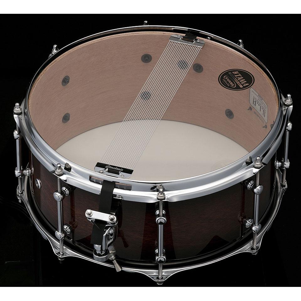 tama s l p 14 x 6 5 dynamic kapur snare drum. Black Bedroom Furniture Sets. Home Design Ideas