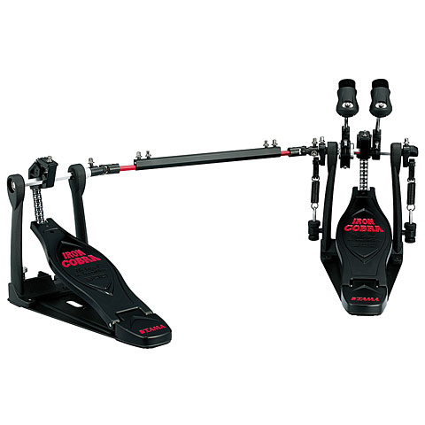 Tama Iron Cobra 600 Jet Black LTD Double Pedal