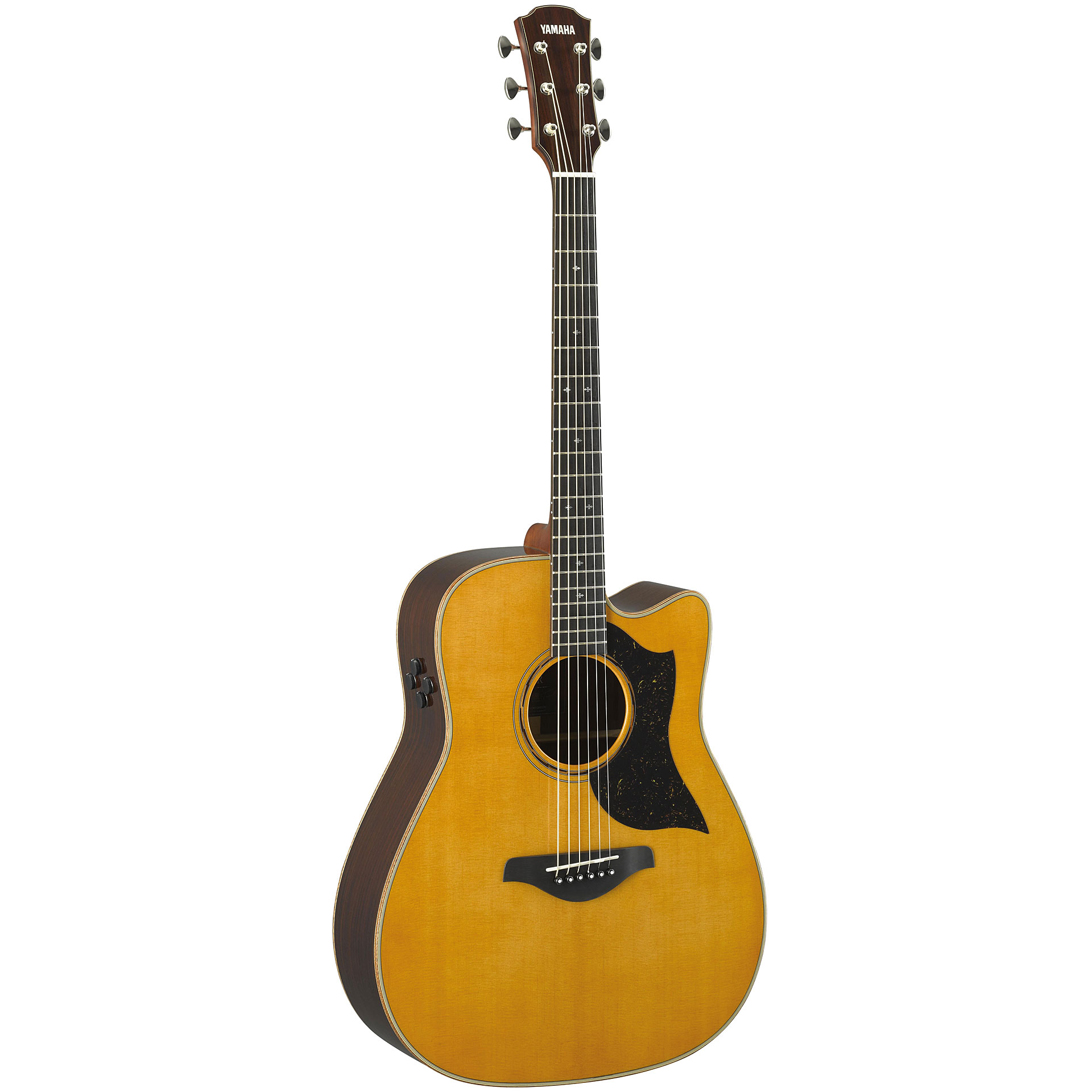 yamaha a5r are acoustic guitar