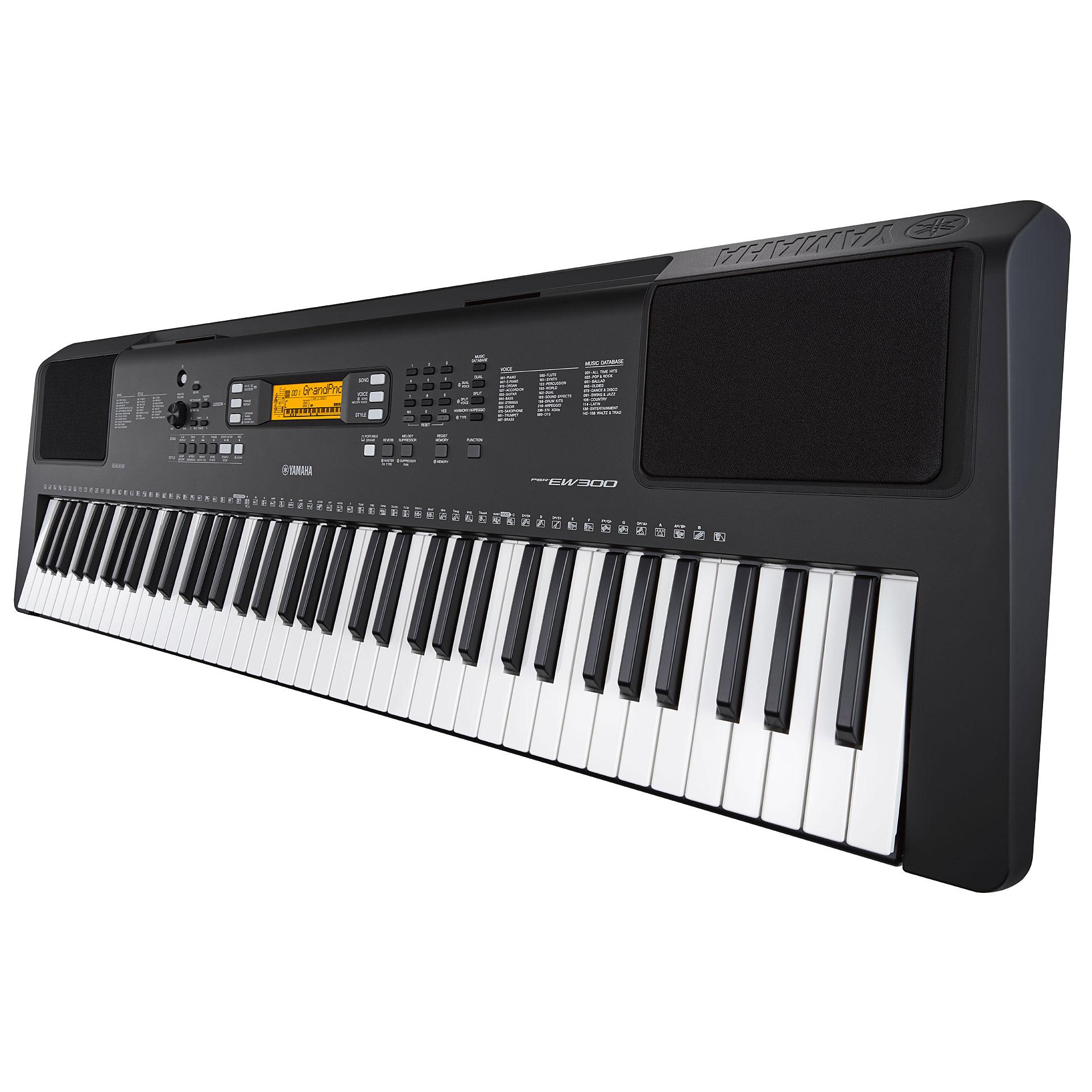 Yamaha Psr Ew300 Keyboard Workstation : yamaha psr ew300 10103417 keyboard ~ Russianpoet.info Haus und Dekorationen