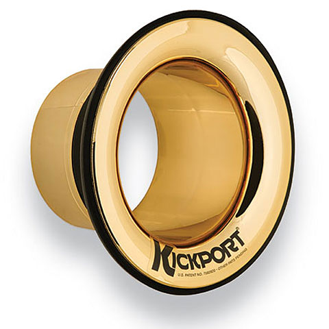 Accesor. parches KickPort Gold Sub-Booster