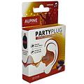 Gehoorbescherming Alpine PartyPlug Earplugs transparent