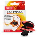 Gehoorbescherming Alpine PartyPlug Earplugs black