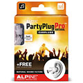 Hörselskydd Alpine PartyPlugPro Earplugs natural