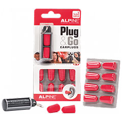 Alpine Plug&Go Earplugs « Protection auditive