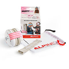 Alpine Muffy Baby Pink « Protection auditive