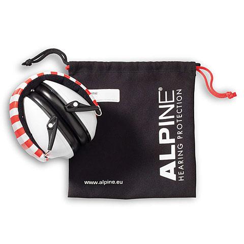 Gehörschutz Alpine Muffy White