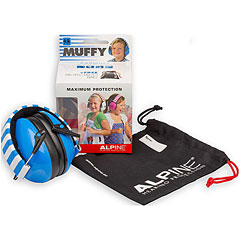Alpine Muffy Blue « Protection auditive