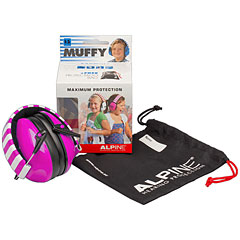 Alpine Muffy pink « Protection auditive