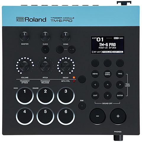 Drum Module Roland TM-6 Pro Trigger Modul
