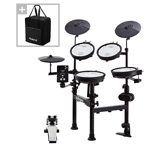 Roland TD-1KPX2 Compact V-Drums with Carrying Bag