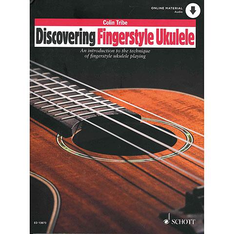 Schott Discovering Fingerstyle Ukulele