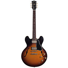 Gibson '61 ES-335 , Historic Burst « Guitare électrique