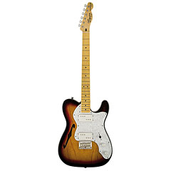 Squier Vintage Modified '72 Telecaster Thinline 3CS « Electric Guitar