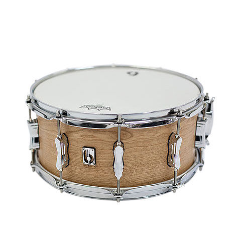 "Snare Drum British Drum Co. Pro 14"" x 6,5"" Big Softy Snare"