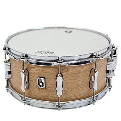 "British Drum Co. Pro 14"" x 6,5"" Big Softy Snare « Caisse claire"
