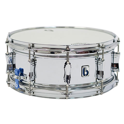 "British Drum Co. Pro 14"" x 6"" Bluebird Snare"