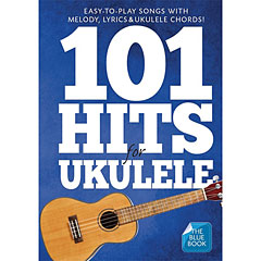 Hal Leonard 101 Hits for Ukulele « Recueil de Partitions