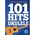 Libro di spartiti Hal Leonard 101 Hits for Ukulele