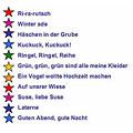 Instructional Book C.A. Seydel Söhne Liederbuch 3 deutsch
